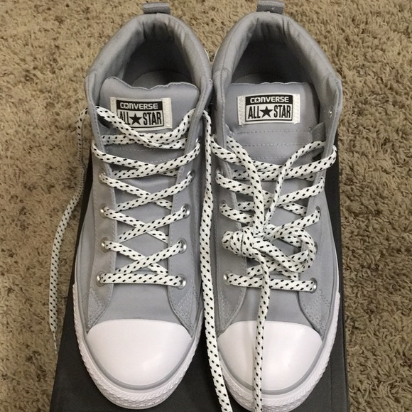 84900c8976cd Converse Chuck Taylor cushioned high top sneakers